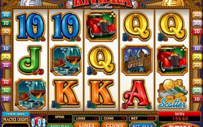 Riviera riches Online Slot