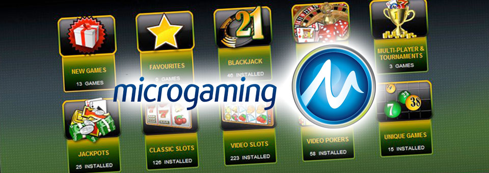 Microgaming's Developed Great Griffin